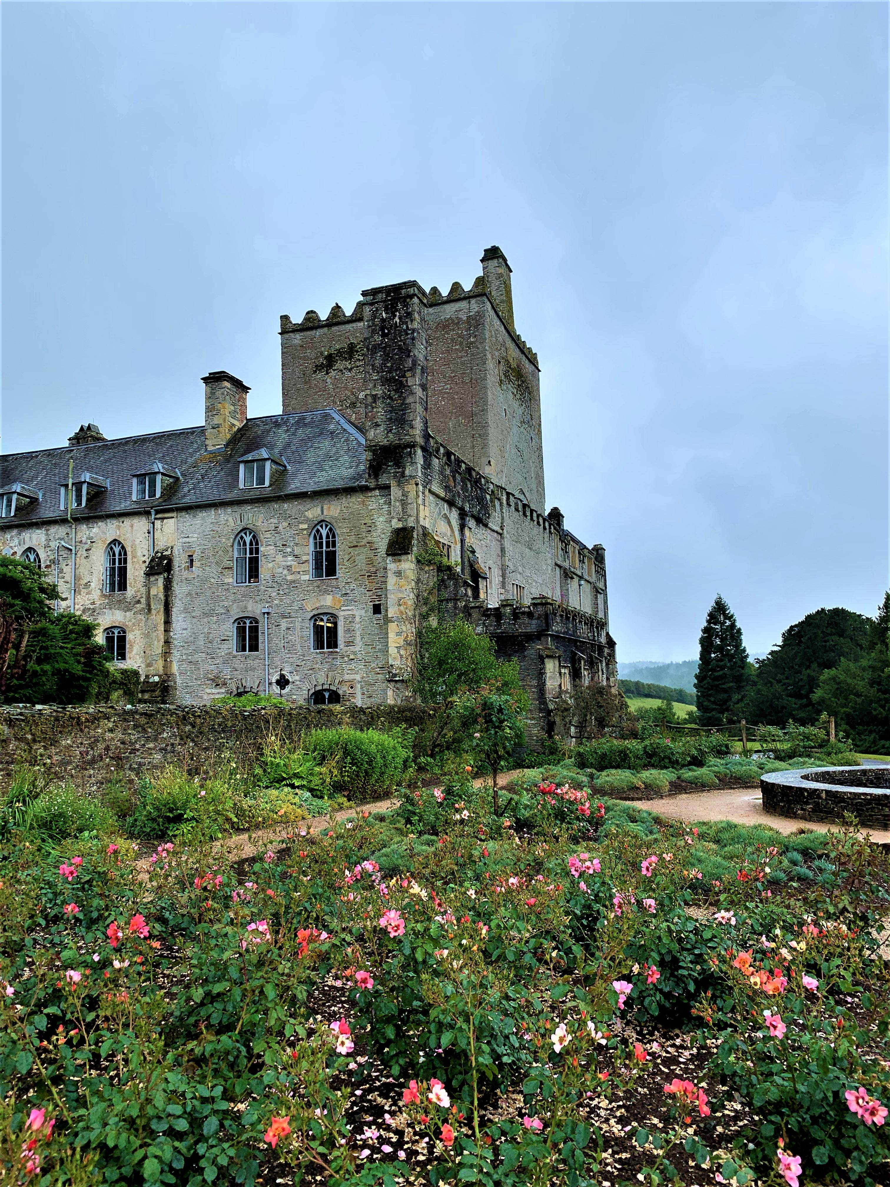 EgoSumArt visits Buckland Abbey, Devon