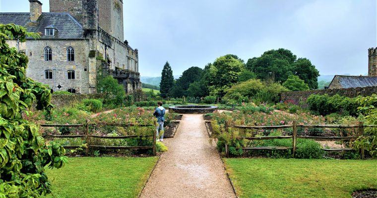 EgoSumArt visits Sir Francis Drake and Rembrandt at Buckland Abbey, Devon