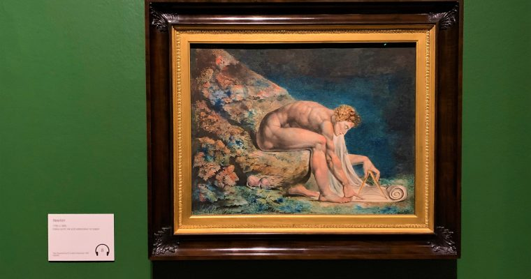 EgoSumArt visits William Blake Exhibition at the Tate Britain, London